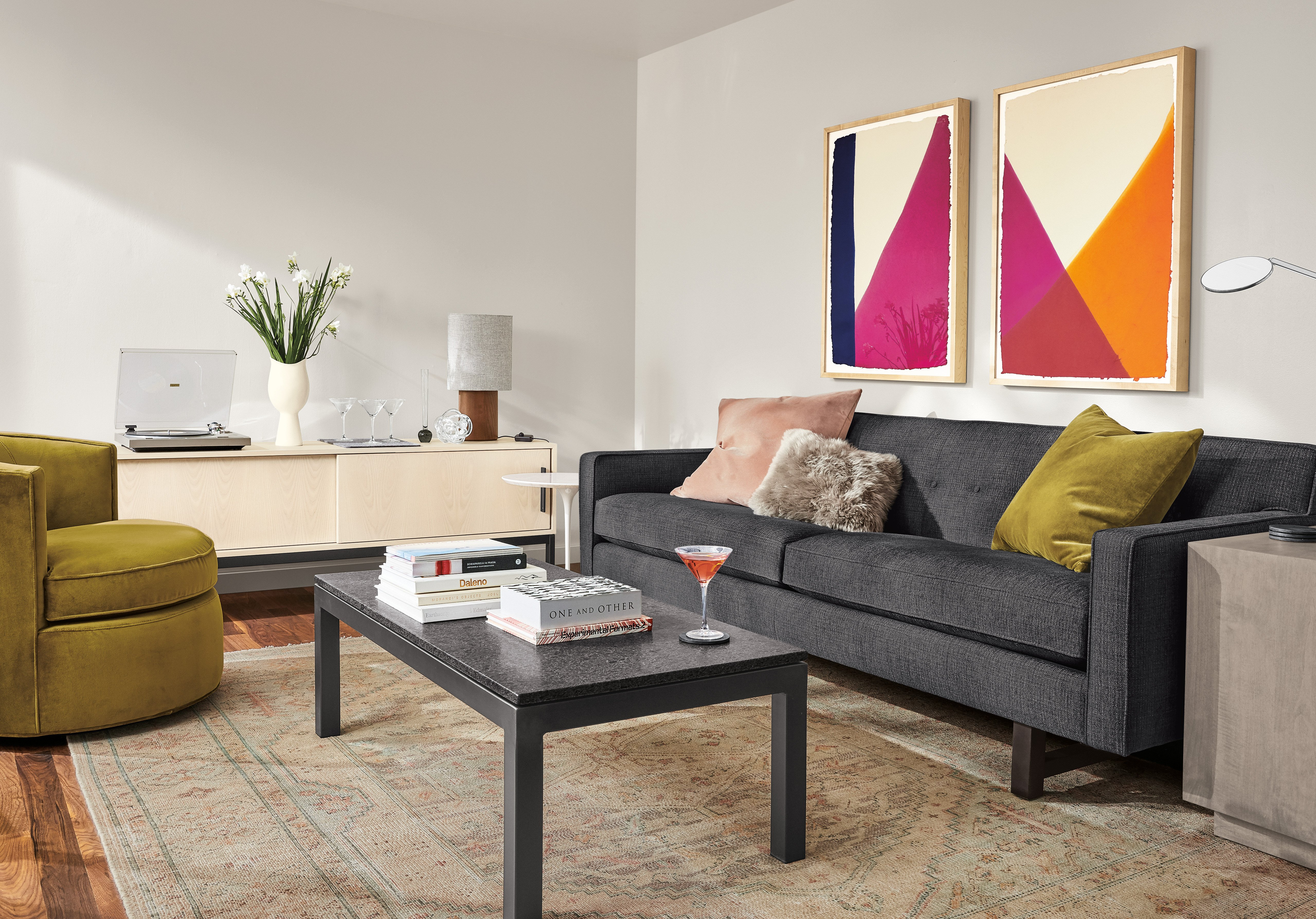 Small Living Room Decor Ideas Decorating Ideas for A Small Living Room Room & Board
