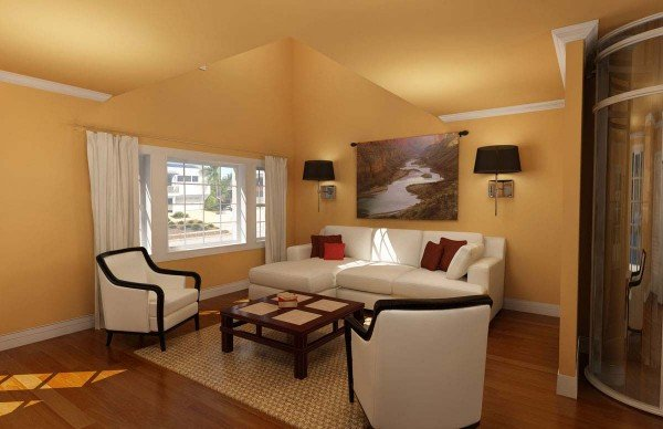 Small Living Room Design Colors Trendy Colors for New Almonte Iverness Homes Riverfront