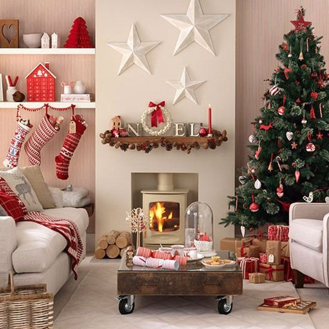 Small Living Room Diy Ideas Christmas Decorating Ideas for Small Spaces Our