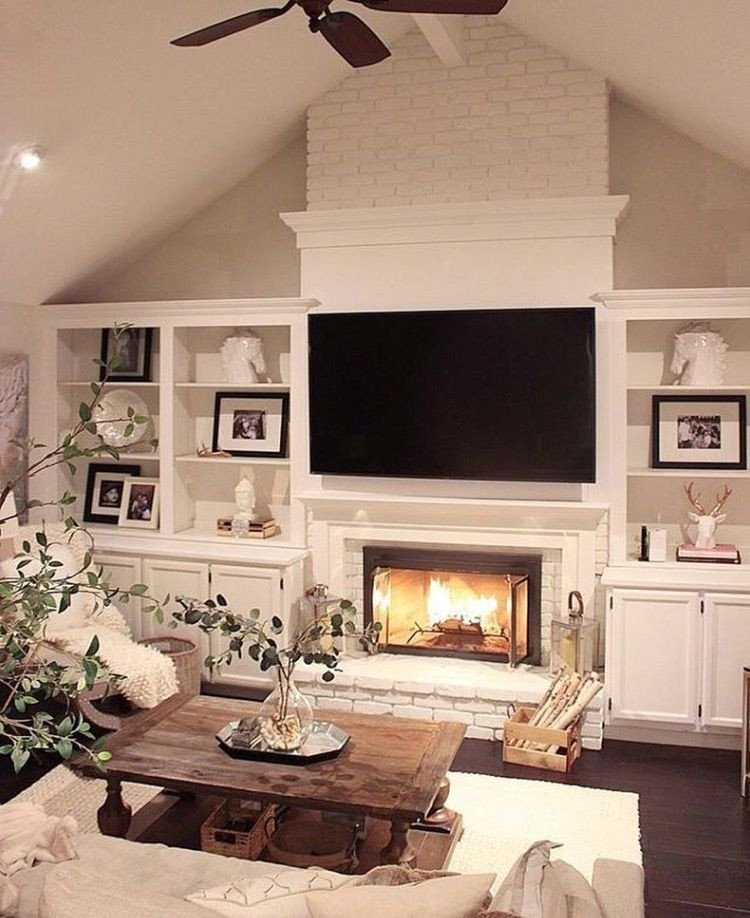 Small Living Room Fireplace Ideas 20 Living Room with Fireplace that Will Warm You All