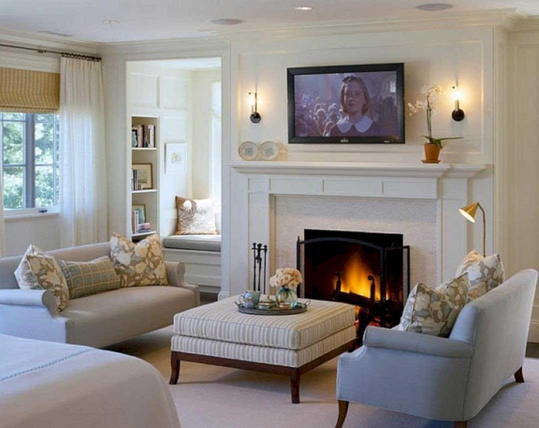 Small Living Room Fireplace Ideas 35 Awesome Small Keeping Room Design and Decor with
