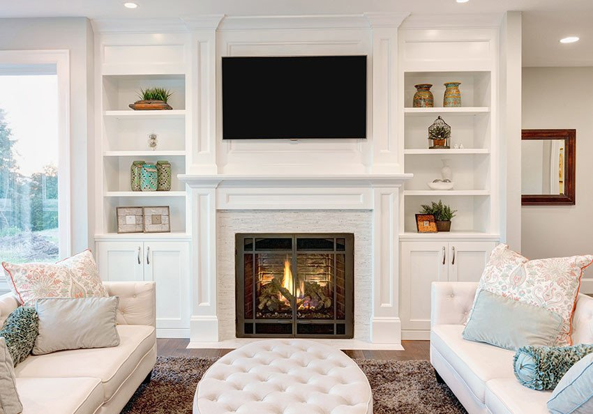 Small Living Room Fireplace Ideas Small Living Room Ideas Decorating Tips to Make A Room