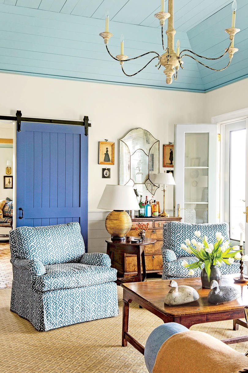 Small Living Room Ideas Doors 106 Living Room Decorating Ideas southern Living