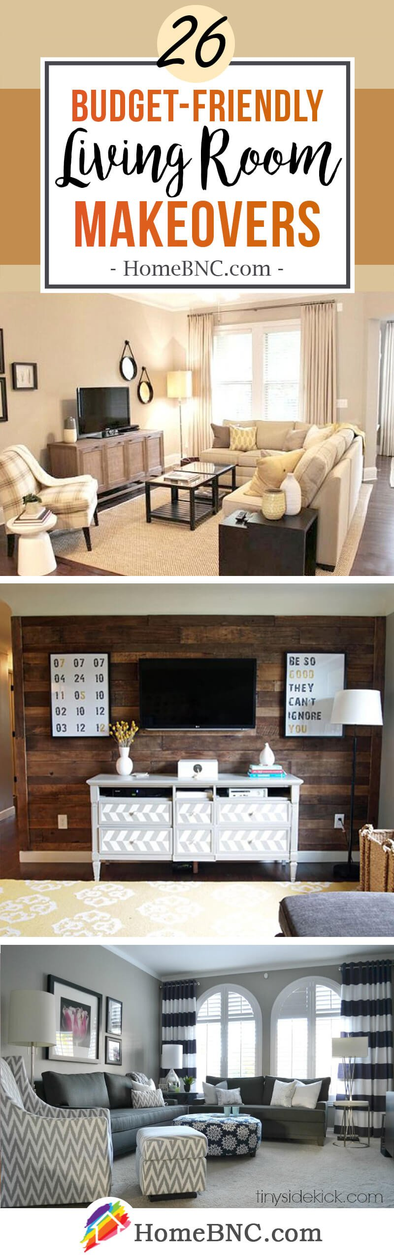 Small Living Room Makeover Ideas 26 Best Bud Friendly Living Room Makeover Ideas for 2019
