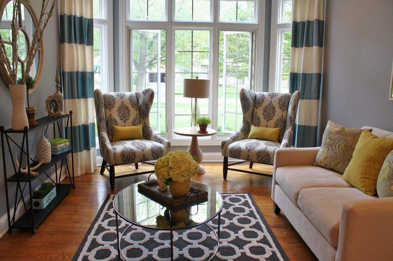 Small Living Room Makeover Ideas A Living Room Makeover Emily A Clark