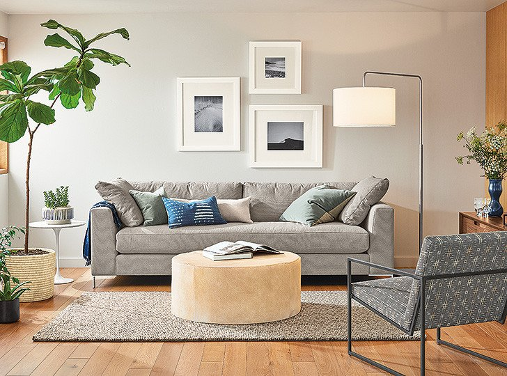 Small Living Room Makeover Ideas Decorating Ideas for A Small Living Room Room & Board