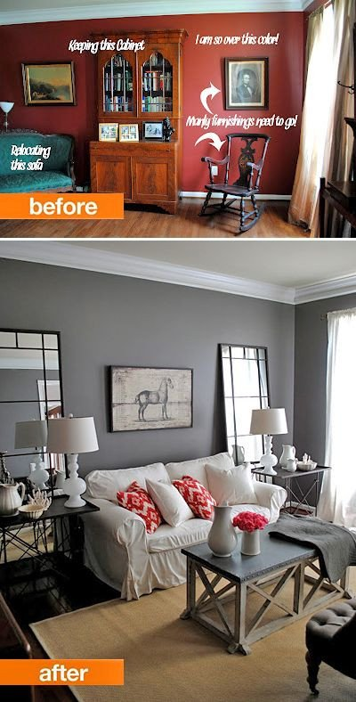 Small Living Room Makeover Ideas Small Living Room Makeovers Your Craft