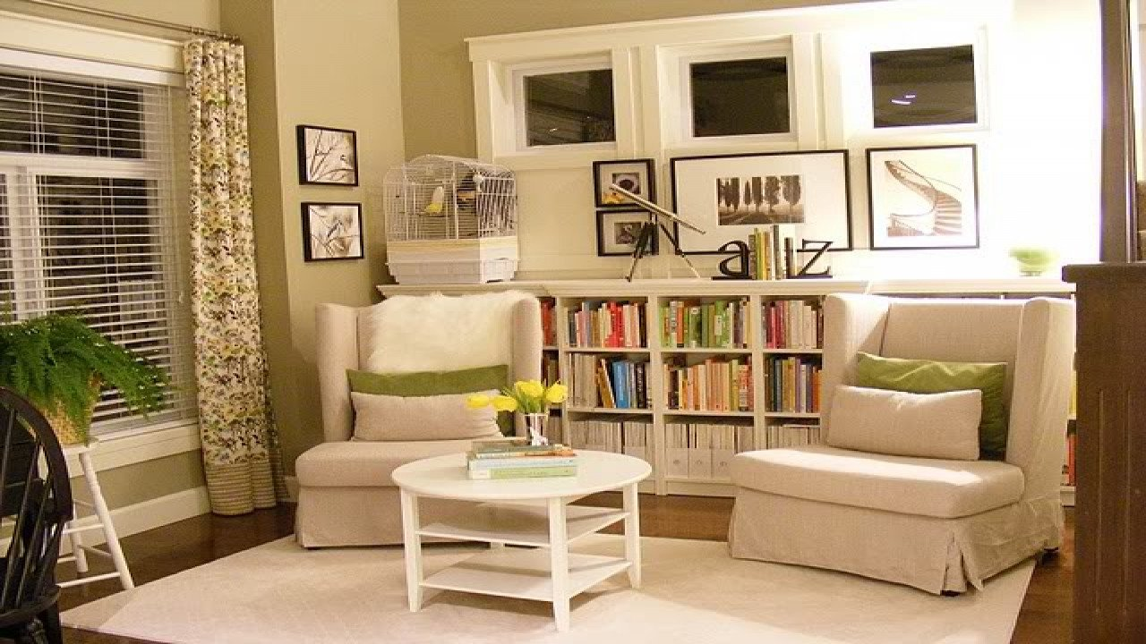 Small Living Room organization Ideas Bookcase organization Ideas Space Saving organization