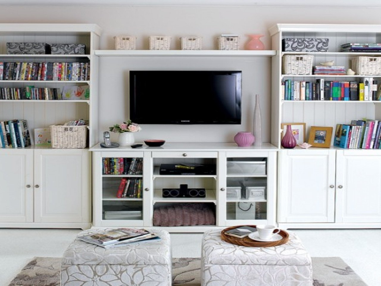 Small Living Room organization Ideas Small Living Room Storage Zion Star