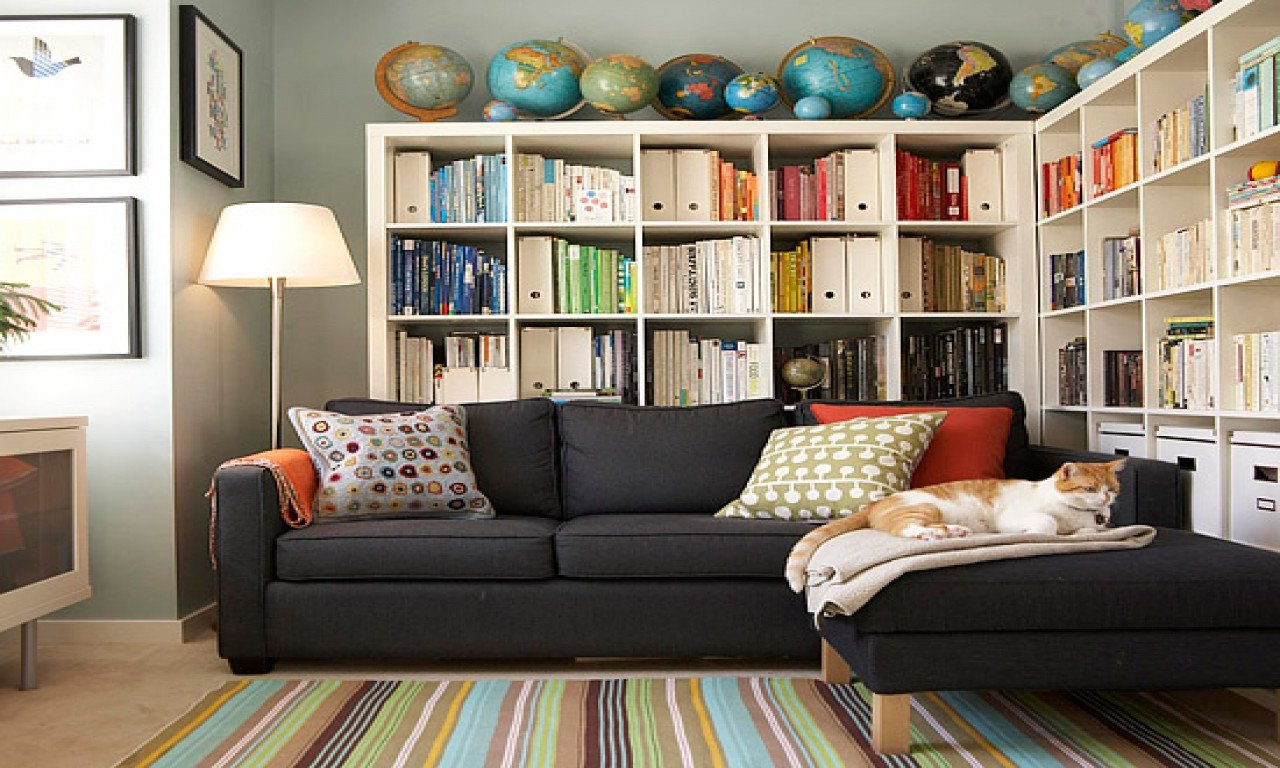 Small Living Room organization Ideas Storage Decorating Ideas Small Living Room Storage and