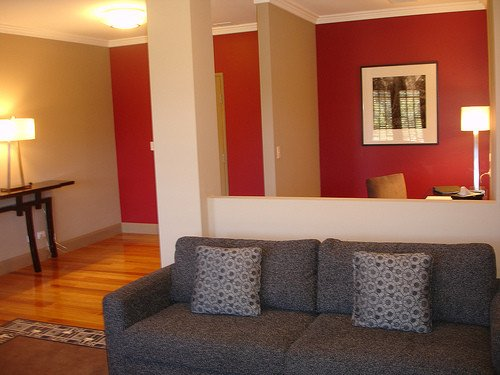 Small Living Room Paint Ideas Modern Home Interior & Furniture Designs & Diy Ideas Red