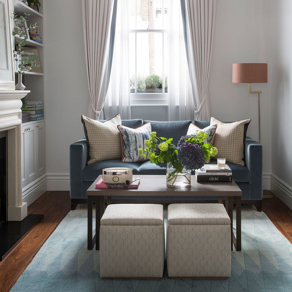 Small Living Room Seating Ideas Small Living Room Ideas – How to Decorate A Cosy and
