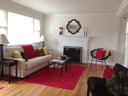 Small Living Room Staging Ideas 7 Home Staging Tricks to Make A Small Living Room Look