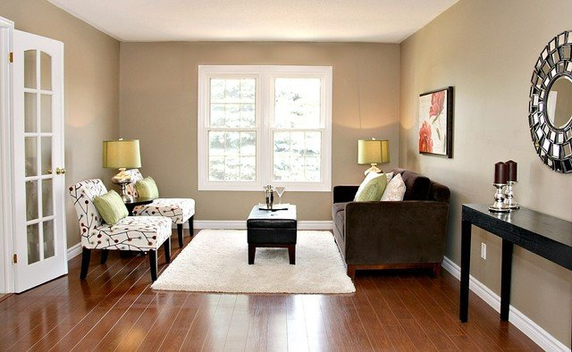 Small Living Room Staging Ideas Home Staging In Erin Tario Traditional Living Room