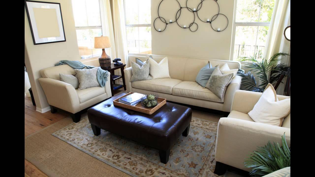 Small Living Room Staging Ideas Living Room Staging Ideas