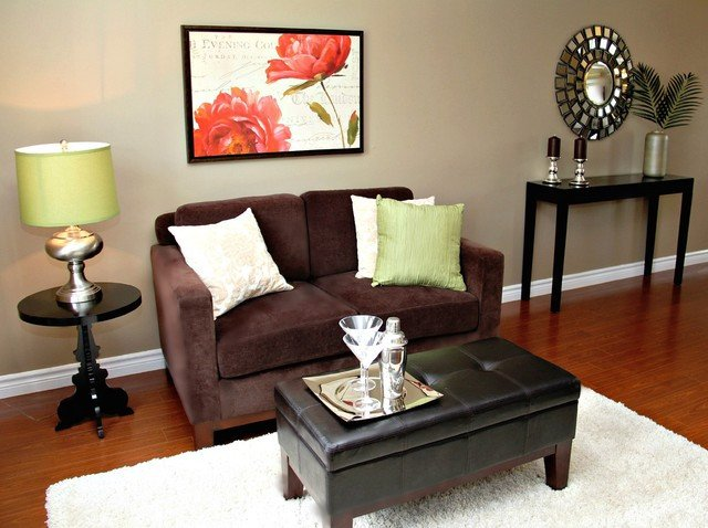 Small Living Room Staging Ideas Small Living Room Staging Traditional Living Room