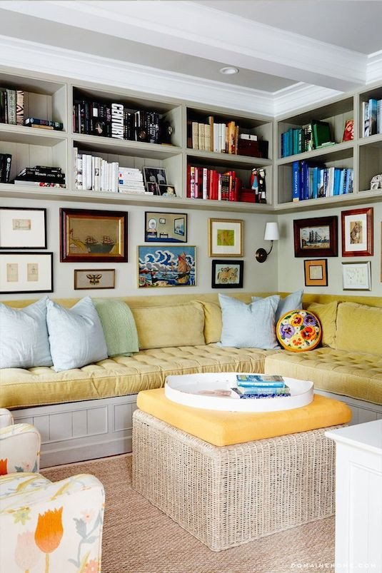 Small Living Room Storage Ideas 29 Sneaky Diy Small Space Storage and organization Ideas