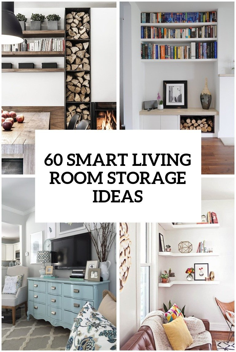 Small Living Room Storage Ideas 60 Simple but Smart Living Room Storage Ideas Digsdigs