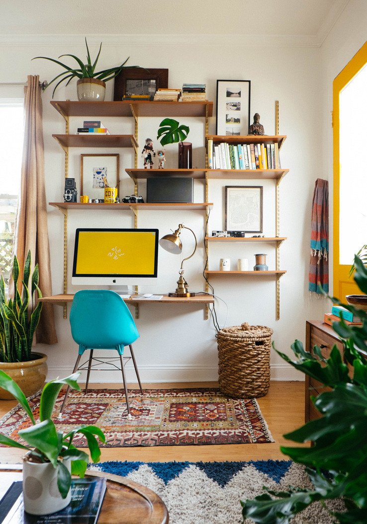 Small Living Room Storage Ideas Colorful Decorating Ideas for Small Living Room