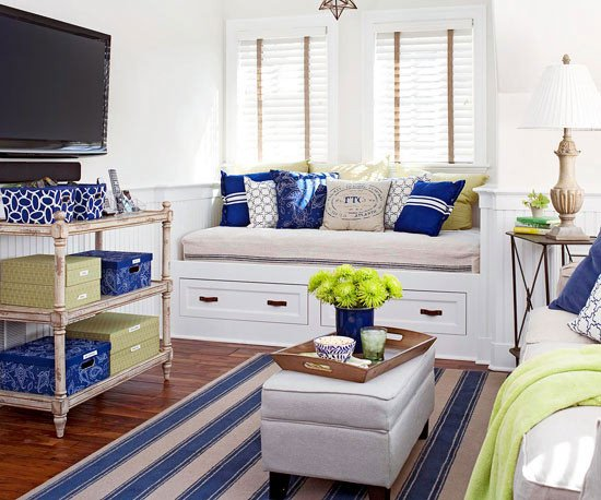Small Living Room Storage Ideas Modern Furniture Easy solutions to Decorate A Small Space