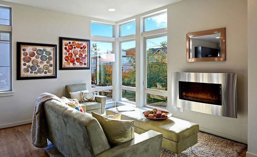 Small Living Room with Fireplace 19 Beautiful Small Living Rooms Interior Design Ideas