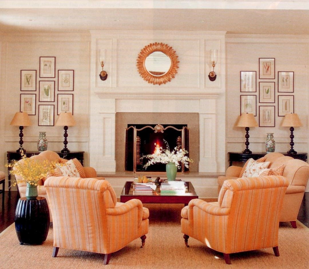 Small Living Room with Fireplace 22 Gorgeous Small Keeping Room with Fireplace Ideas for