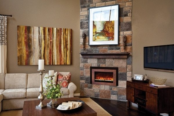 Small Living Room with Fireplace Electric Fireplace for Small Living Room Zion Star