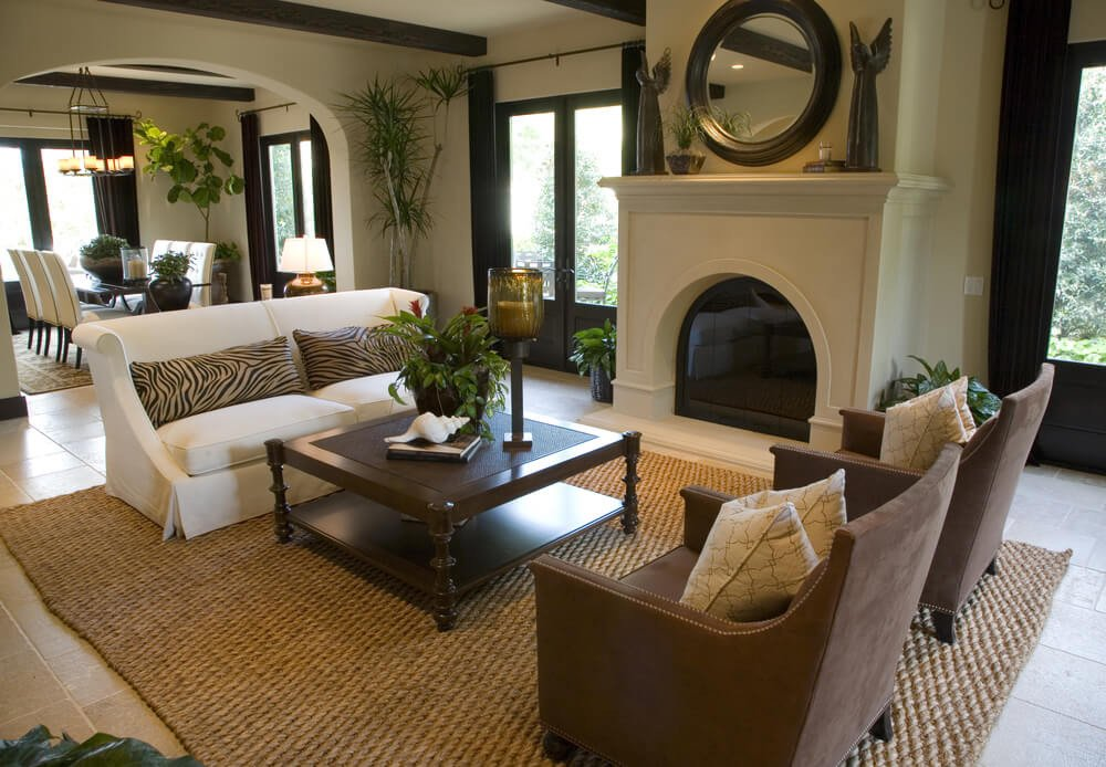 Small Living Roomwith Fireplace Ideas 53 Cozy & Small Living Room Interior Designs Small Spaces
