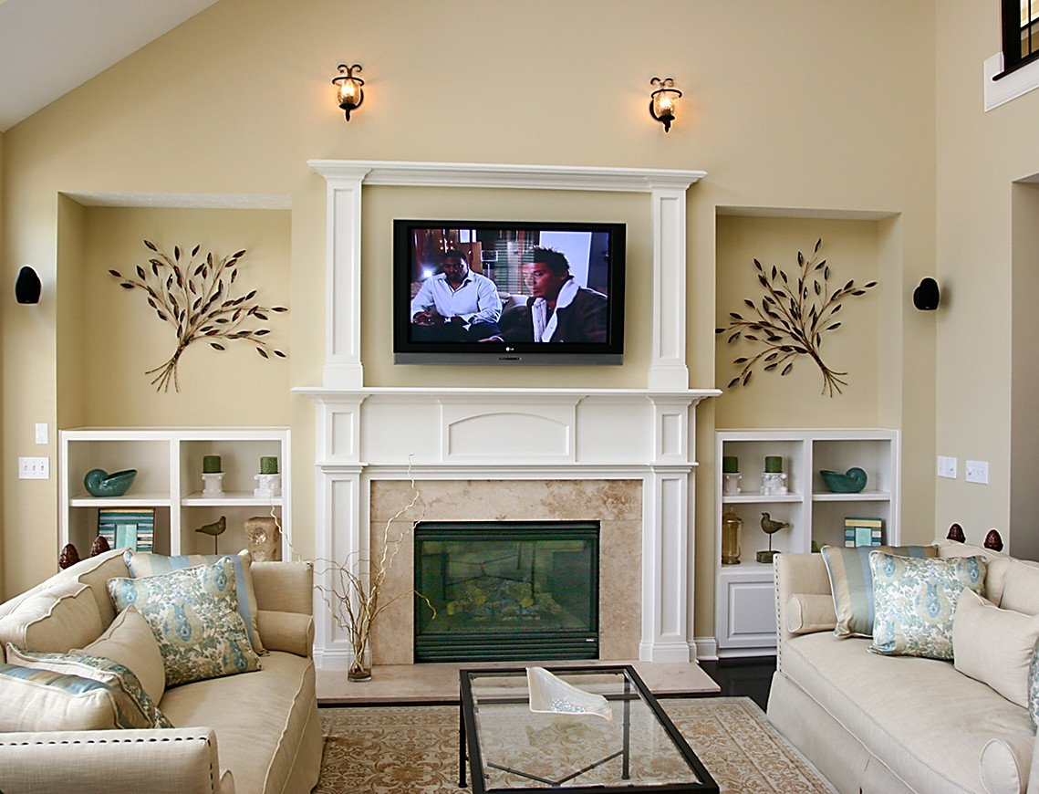 Small Living Roomwith Fireplace Ideas Add Character to Your Home with Architectural Details