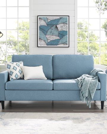 Small Loveseat for Bedroom 15 Best Small Couches Sectional Couches for Small Spaces