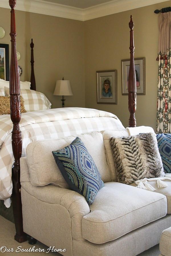 new loveseat master bedroom 10 18