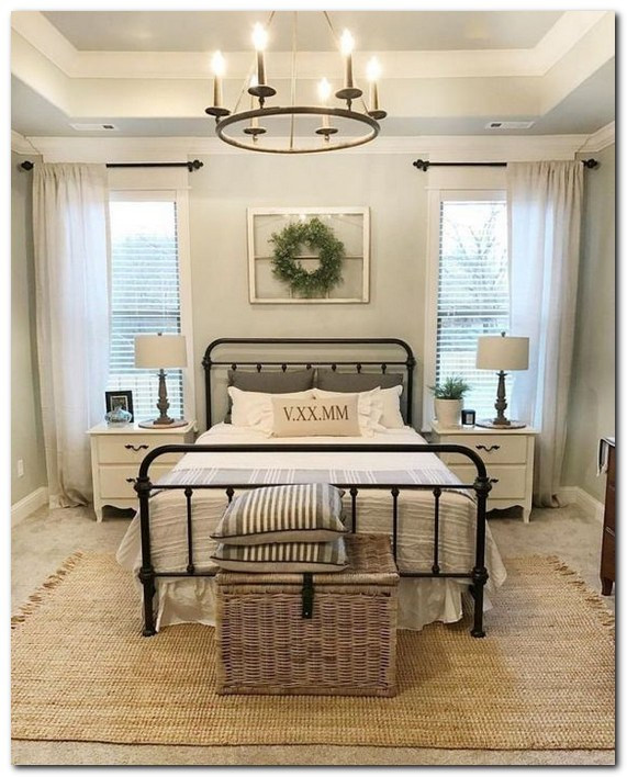 Small Master Bedroom Ideas 26 Simple and Easy Small Master Bedroom Ideas 9 House