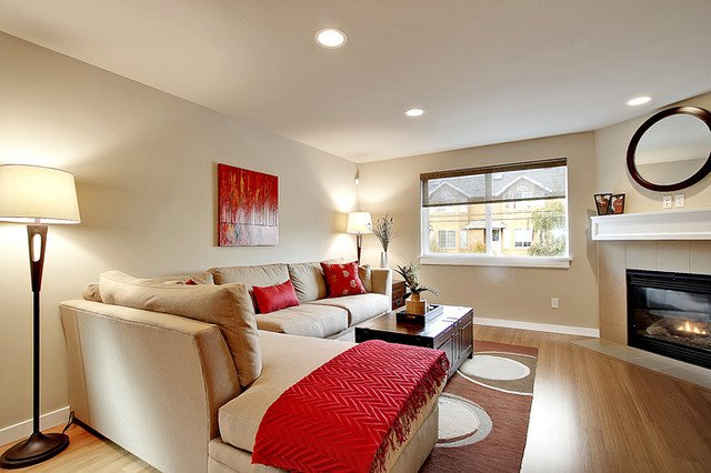 Small townhouse Living Room Ideas townhouse Living Room Modern Living Room Seattle