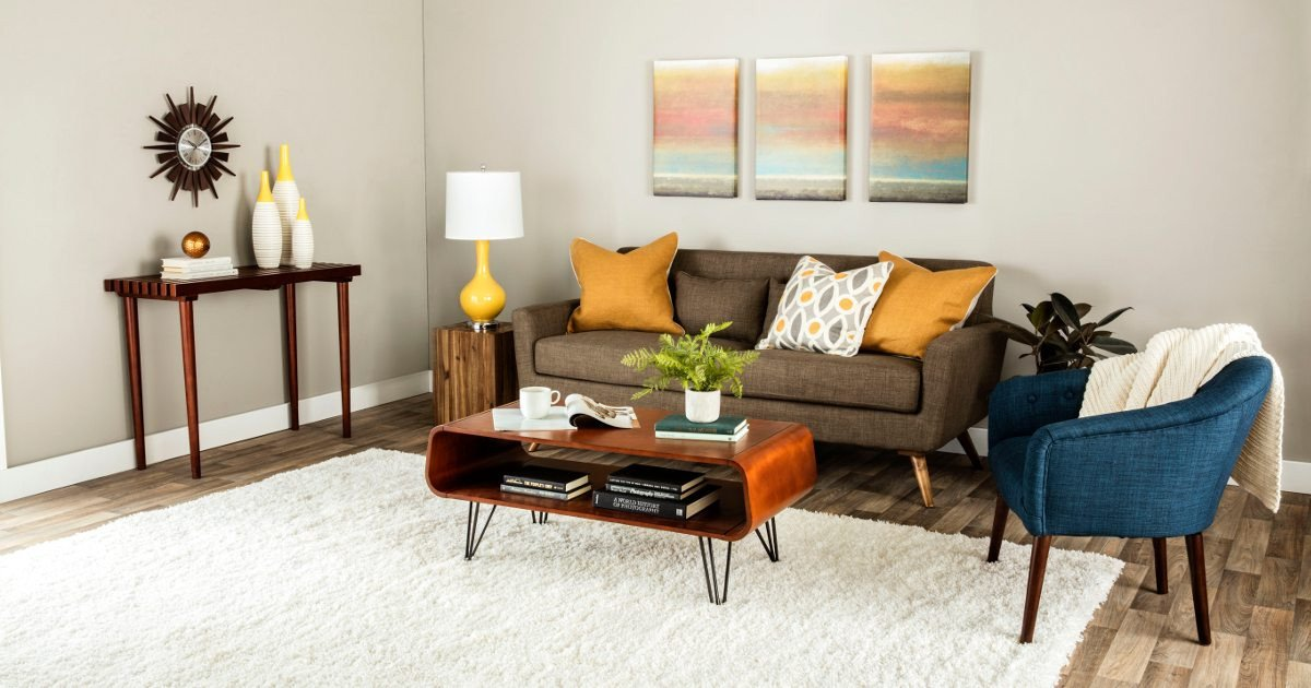 Smallmodern Living Room Decorating Ideas Trend Alert Mid Century Modern Furniture and Decor Ideas