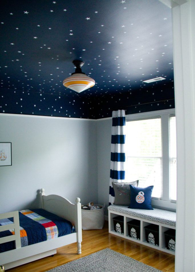 Space Decor for Bedroom 18 Space themed Rooms for Kids