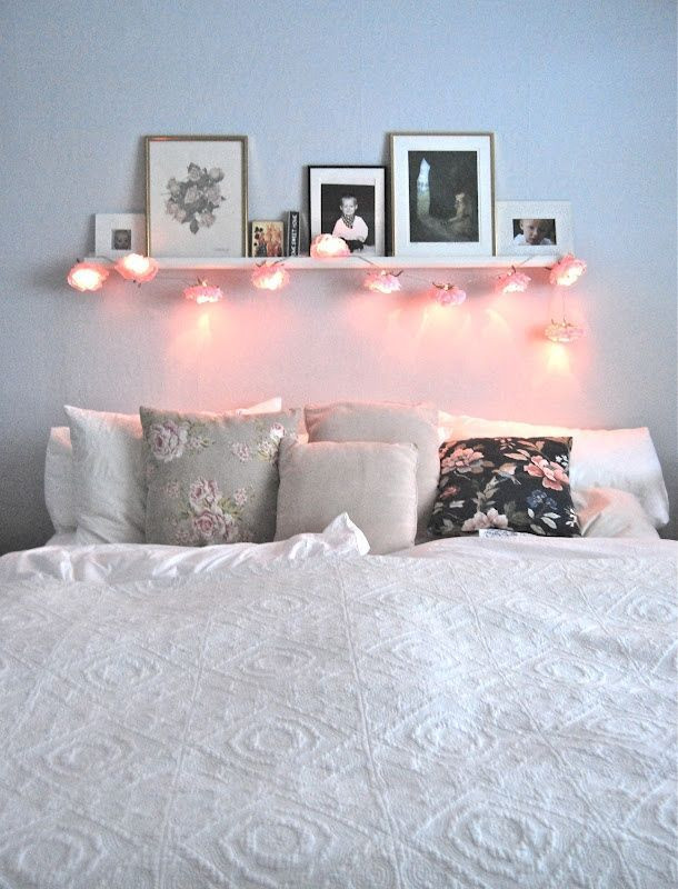 Space Decor for Bedroom 20 Easy Ways to Spice Up Any White Wall