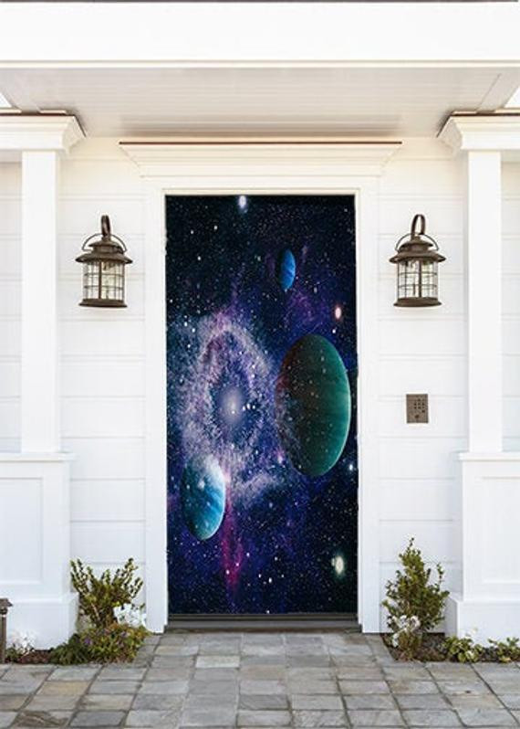 Space Decor for Bedroom Galaxy Decorations Space Kid Decor Outer Space Decor Rocket Ship Decor Space Bedroom Decor Space theme Room Space Decor Galaxy Decor