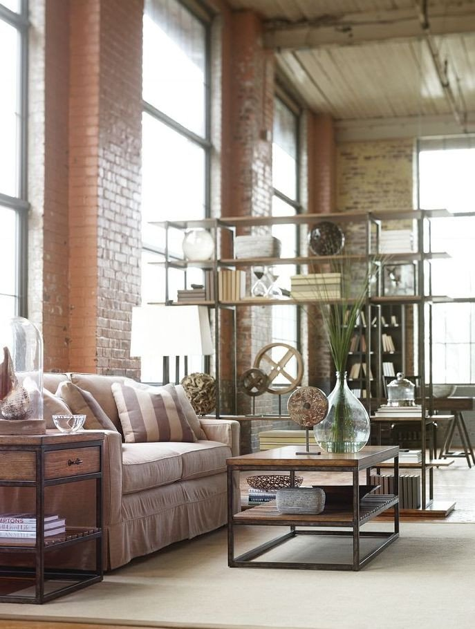 Stylish Living Room Decorating Ideas 30 Stylish and Inspiring Industrial Living Room Designs