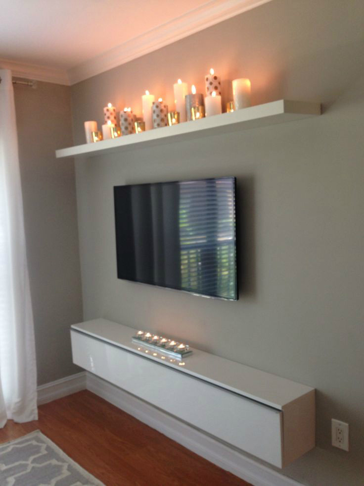 Table for Tv In Bedroom 40 Tv Wall Decor Ideas