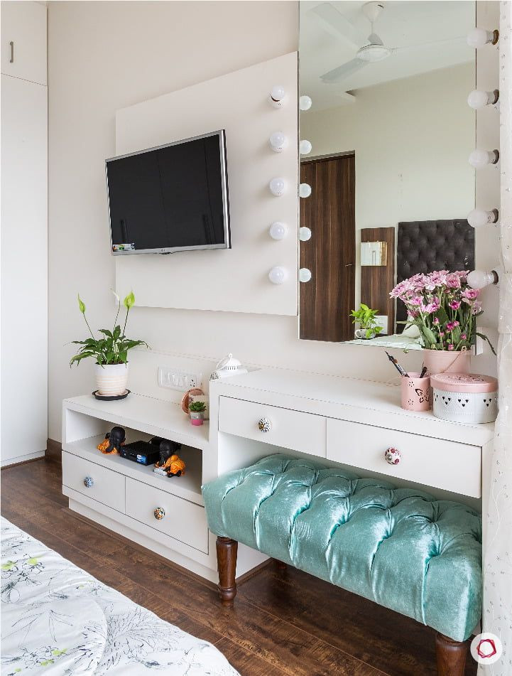 Table for Tv In Bedroom Pick A Dressing Table Design for Your Home