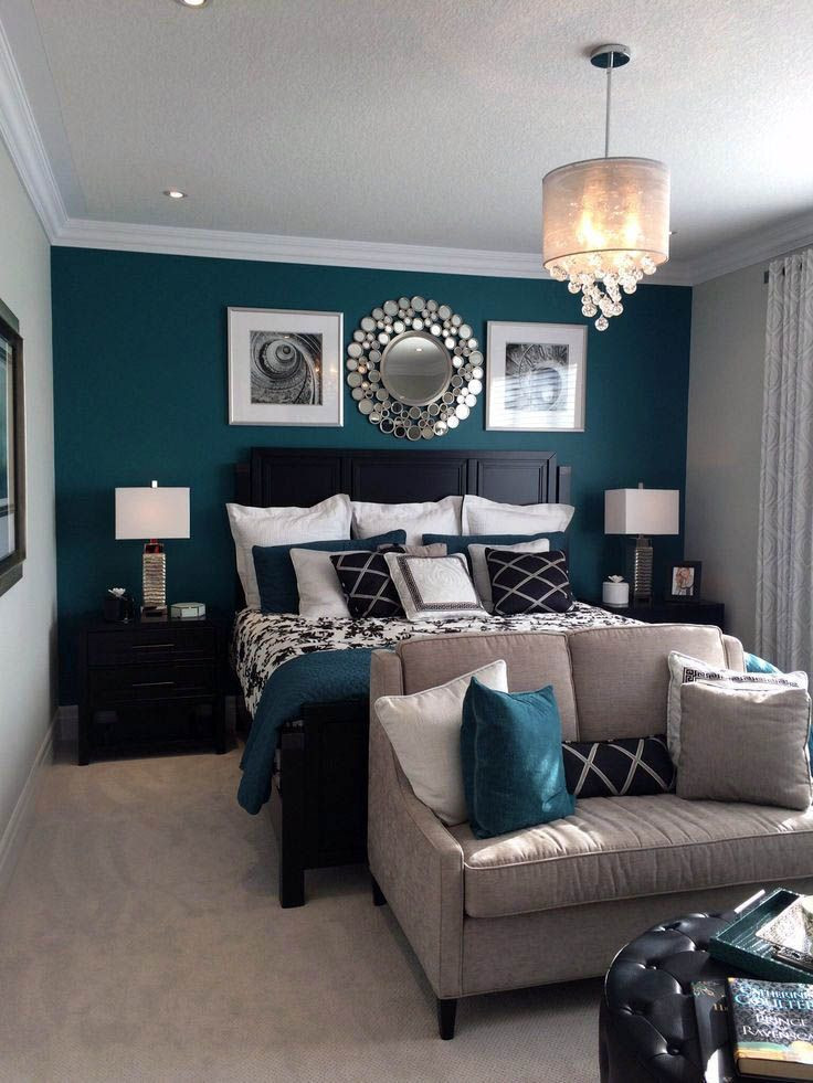 Teal and Gray Bedroom Decor 25 Awesome Gray Bedroom Ideas to Spark Creativity
