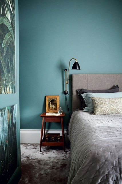 Teal and Gray Bedroom Decor Bedroom Ideas