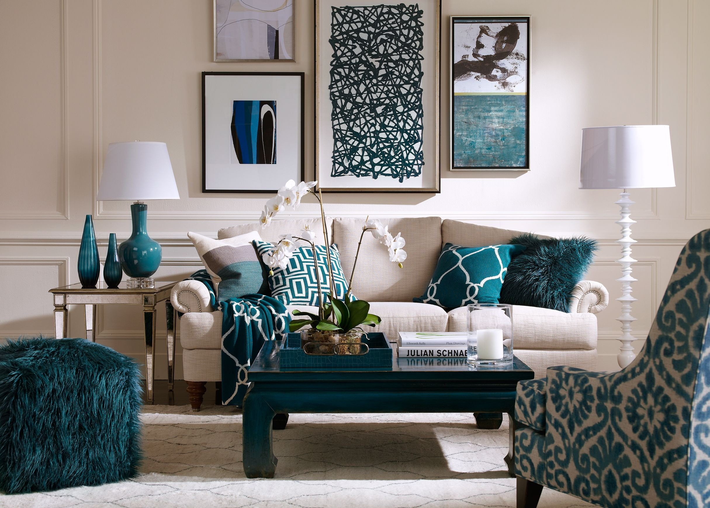 Teal Decor for Living Room Turquoise Dining Room Ideas Turquoise Rooms Turquoise