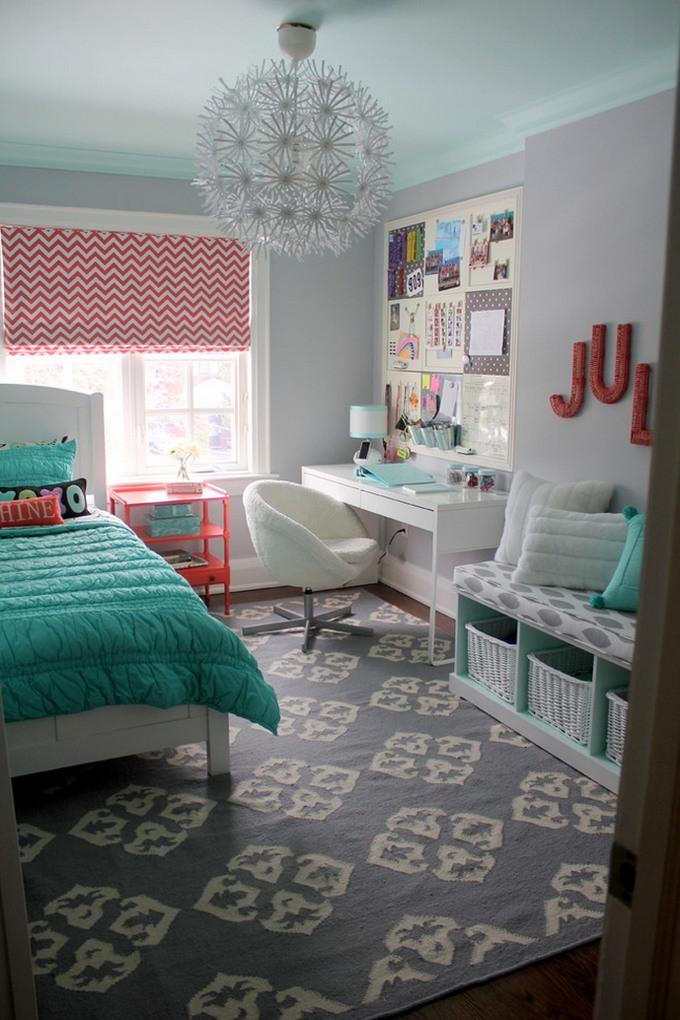 Teen Bedroom Decoration Ideas 23 Stylish Teen Girl S Bedroom Ideas