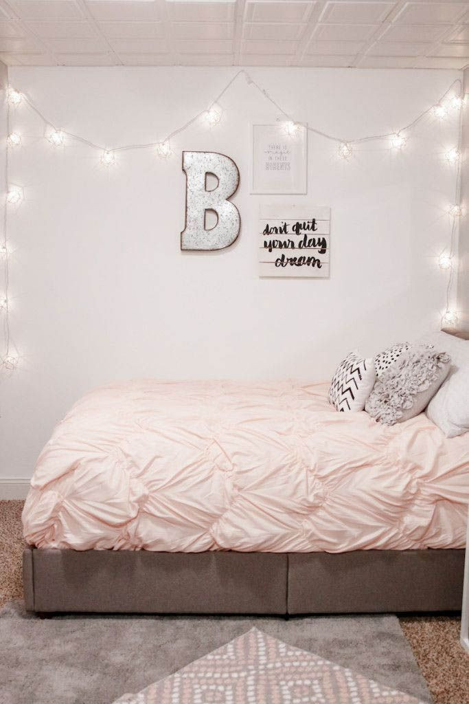 Teenage Girl Bedroom Decor Outstanding Cute Teenage Girl Bedroom Ideas Pinterest that