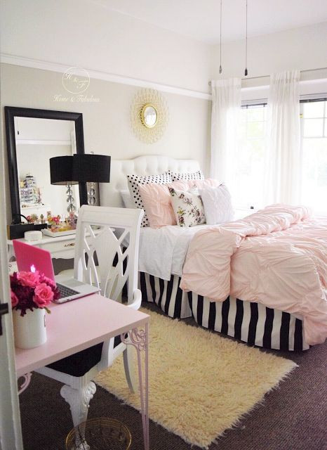 Teenage Girl Bedroom Decor Pin On Teen Room Decor