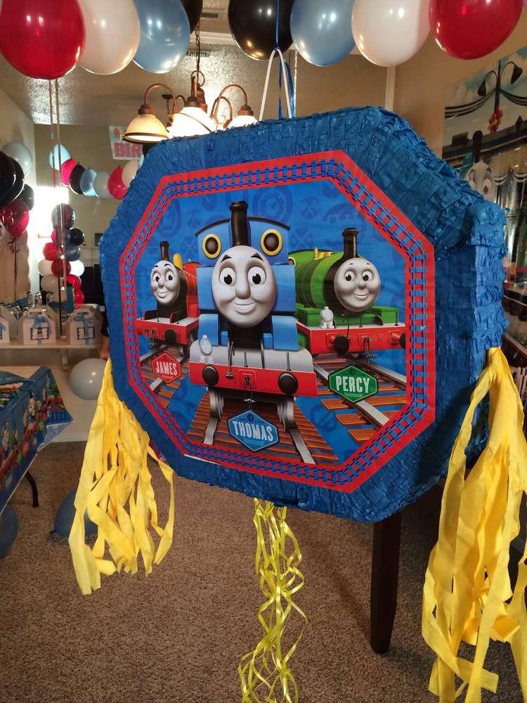 Thomas the Train Bedroom Decor Thomas the Train Birthday Party Ideas
