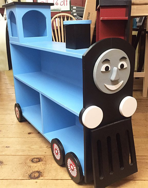 Thomas the Train Bedroom Decor Thomas the Train Bookcase Perfect for A Kid S Bedroom or