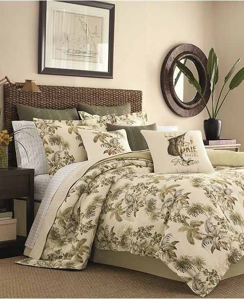 Tommy Bahama Bedroom Furniture Nador Bedding Collection