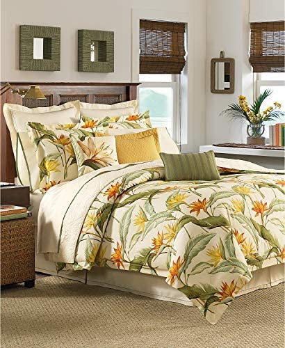 Tommy Bahama Bedroom Furniture tommy Bahama Birds Paradise forter Set Queen Coconut